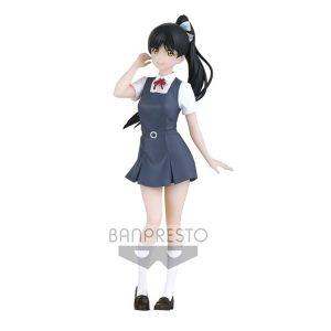 FIGURINE LOVE LIVE REN HAZUKI SUPER STAR SCHOOL IDOL PROJECT BANPRESTO BANDAI