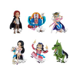 FIGURINES THE GREAT PIRATES 100 LANDSCAPES VOL.5 ONE PIECE WCF BANPRESTO BANDAI WORLD COLLECTABLE FIGURE