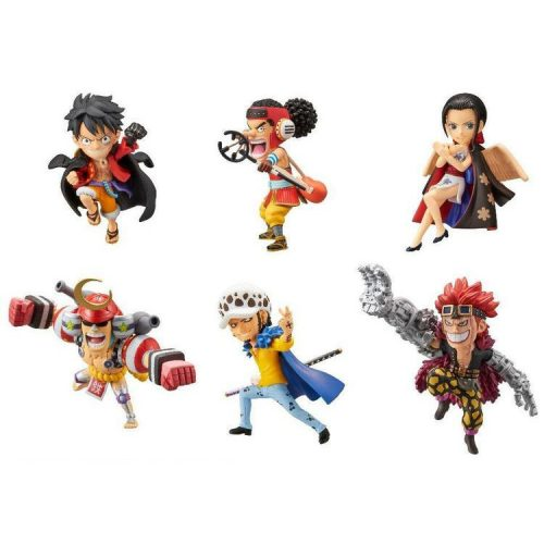WCF NEW SERIES VOL.2 FIGURINES ONE PIECE BANPRESTO BANDAI WORLD COLLECTABLE FIGURE THE GREAT PIRATES 100 LANDSCAPES